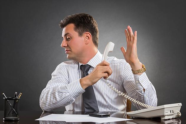 Разговор с клиентом